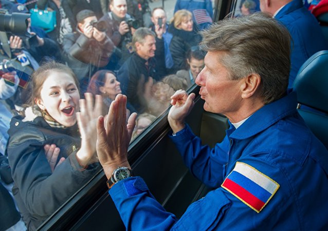 Guenadi Pádalka, cosmonauta ruso
