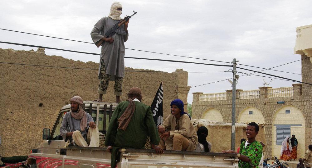 Extremistas de ISIS (archivo)