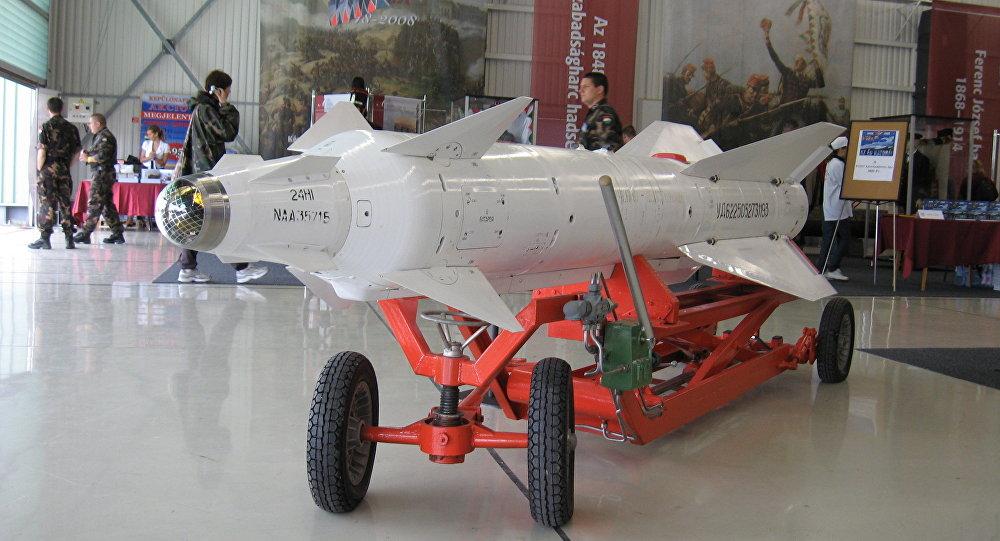 Kh-29L (AS-14 Kedge, según clasificación de la OTAN)