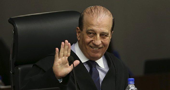 Augusto Nardes, juez