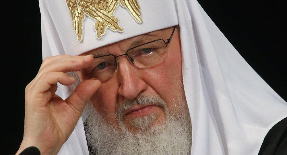 Kiril, patriarca de Moscú y Toda Rusia