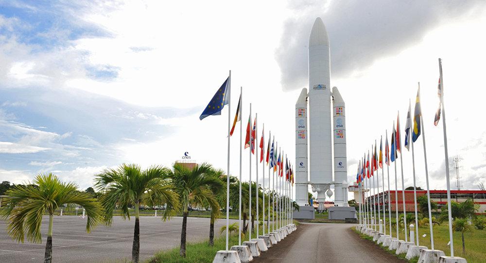 Cohete Ariana-5
