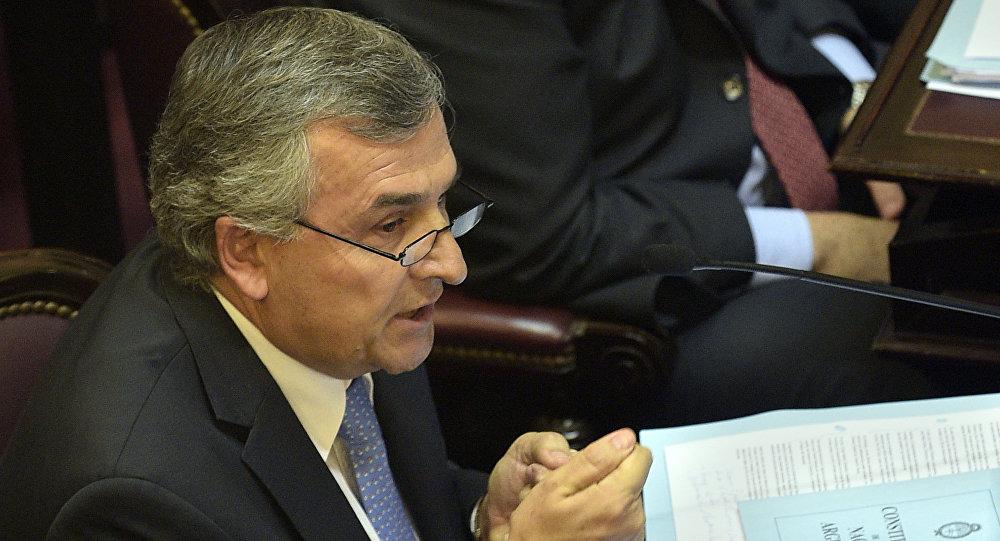 Gerardo Morales, candidato a gobernador por la provincia de Jujuy