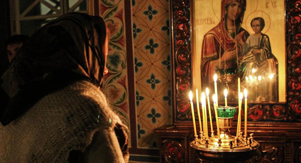 Рождество Христово в Богоявленском Кафедральном соборе