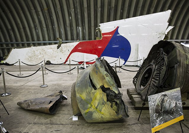 Informe técnico definitivo de la catástrofe del MH17