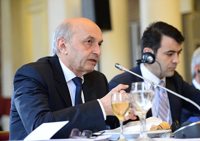 Isa Mustafa, primer ministro de Kosovo