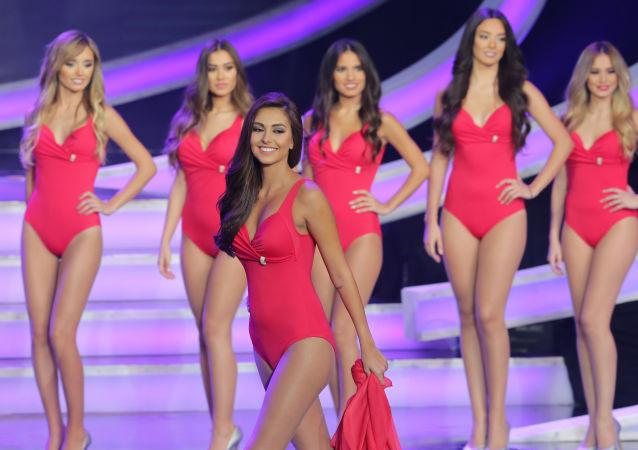La belleza de Oriente Próximo: Miss Líbano 2015
