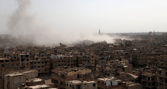 Damasco (archivo)