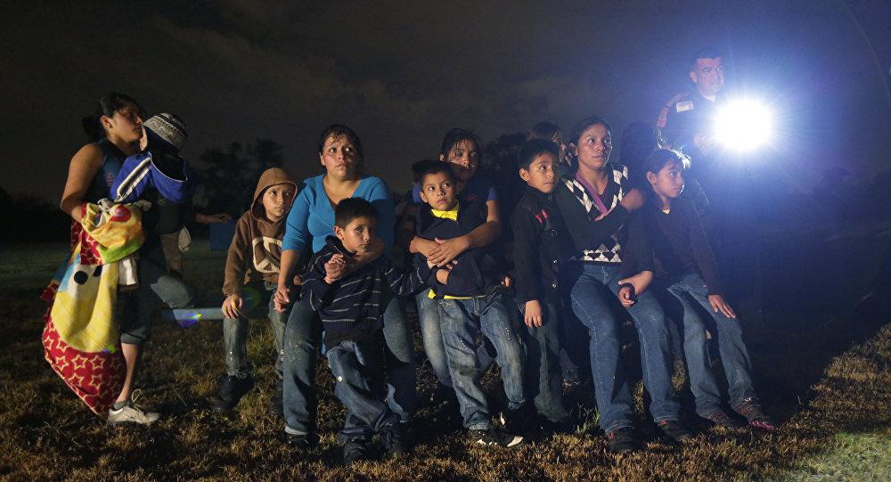 Inmigrantes en EEUU