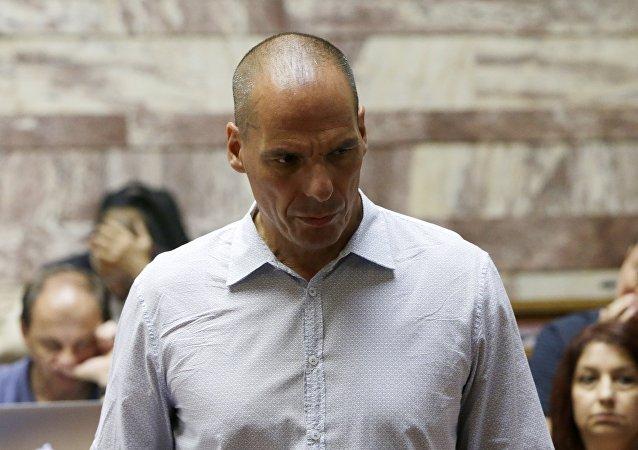 Yanis Varoufakis, exministro de Finanzas griego