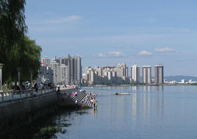 Ciudad de Dandong