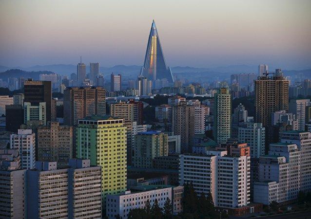 Vistas de Pyongyang