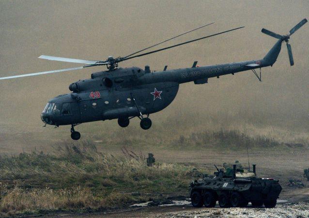 """Infantería marina de la Flota rusa del Pacífico abate a """"terroristas"""""""