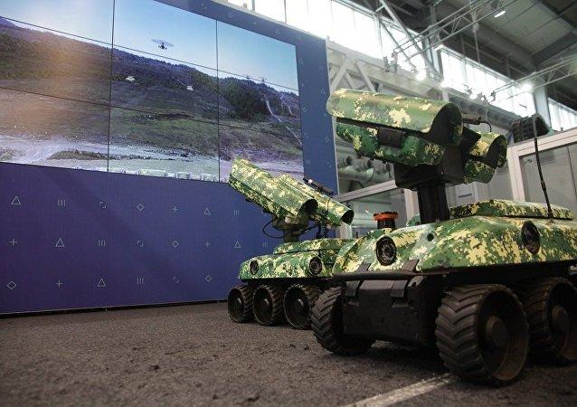 Robots rusos (Archivo)