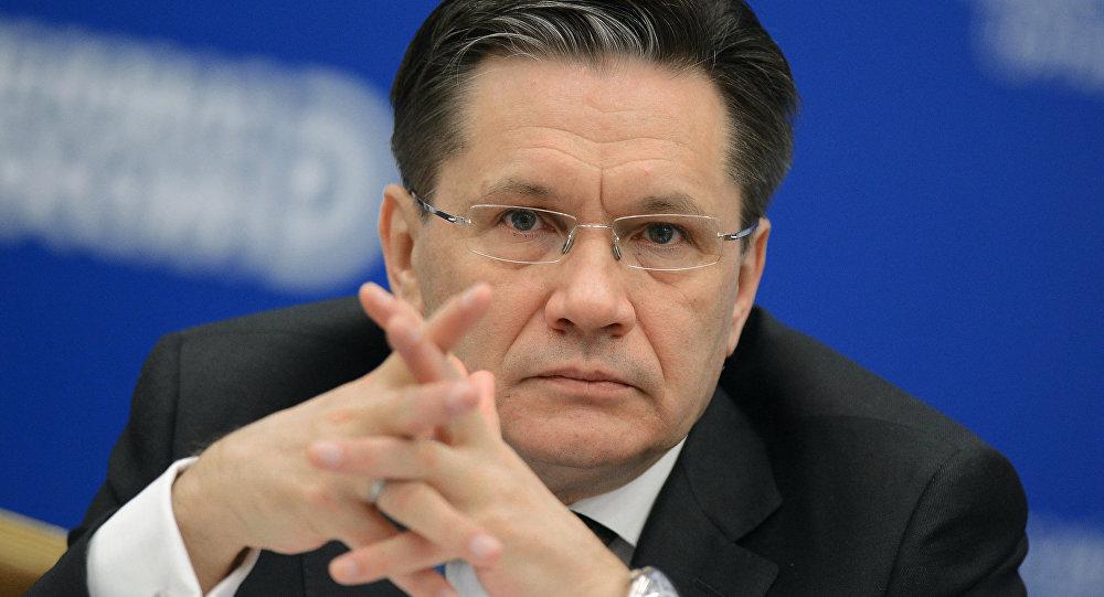 Alexéi Lijachov, viceministro de Desarrollo Económico de Rusia
