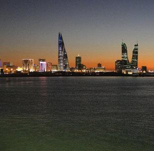 La capital de Bahréin Manama