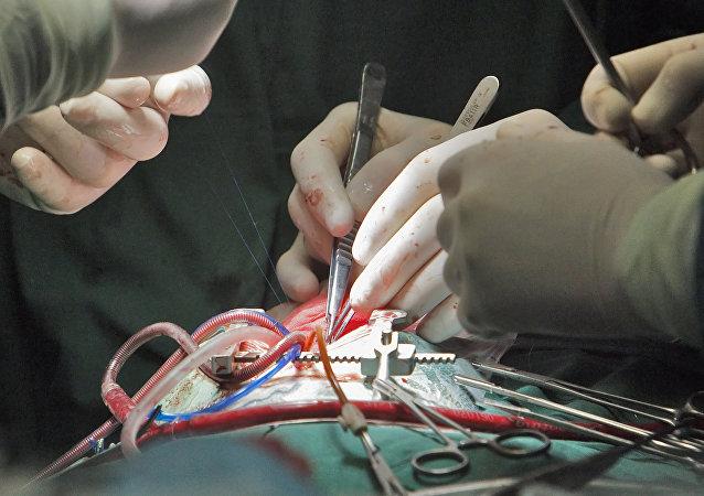 Una cirugía