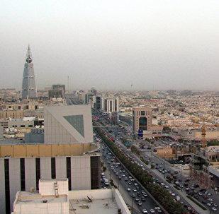 Riad, capital de Arabia Saudí