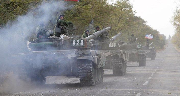 Tanques de la RPD (archivo)