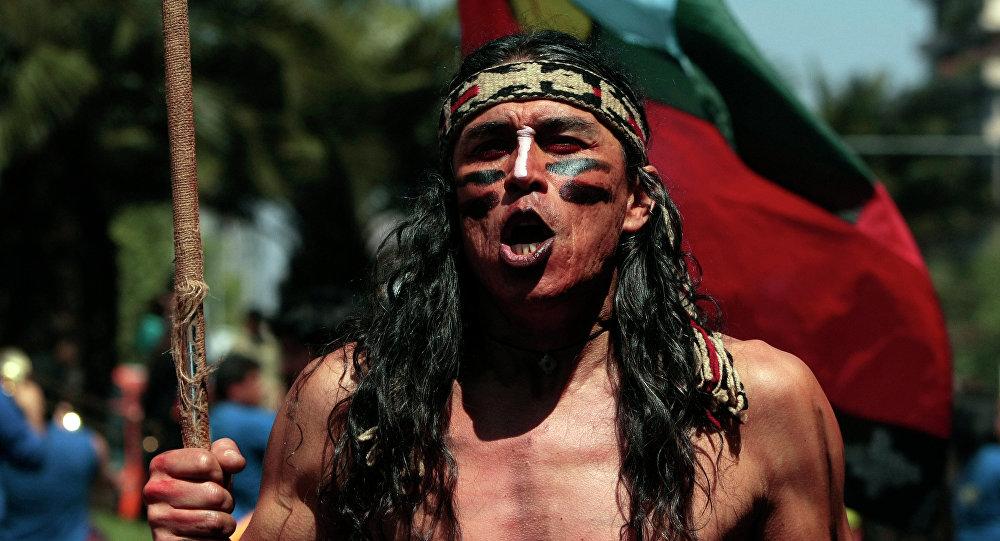 Indígenas en Chile