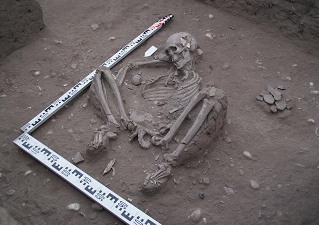 Arqueólogos descubren en Ecuador restos de más de 5.500 años