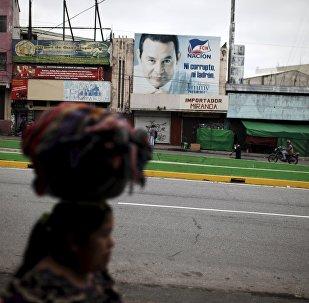 La batalla anticorrupción interesa más en Guatemala que los comicios