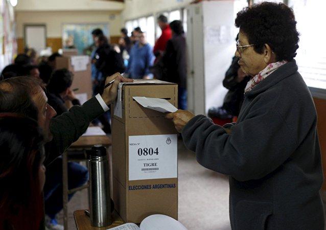 Oposición anuncia que habrá balotaje en Argentina