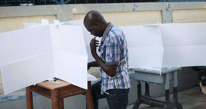 Haití cierra urnas en una jornada sin incidentes