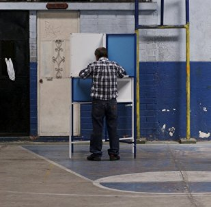 Cierran centros de votación en balotaje para presidencia en Guatemala