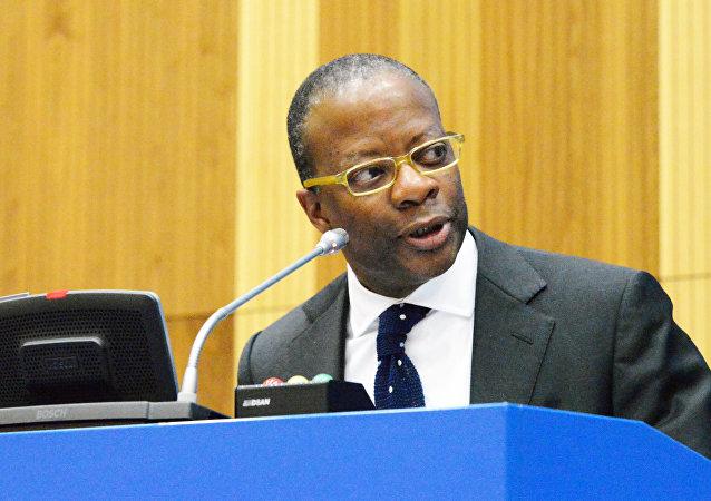 Todd Robinson, el encargado de negocios de la embajada de EEUU en Caracas