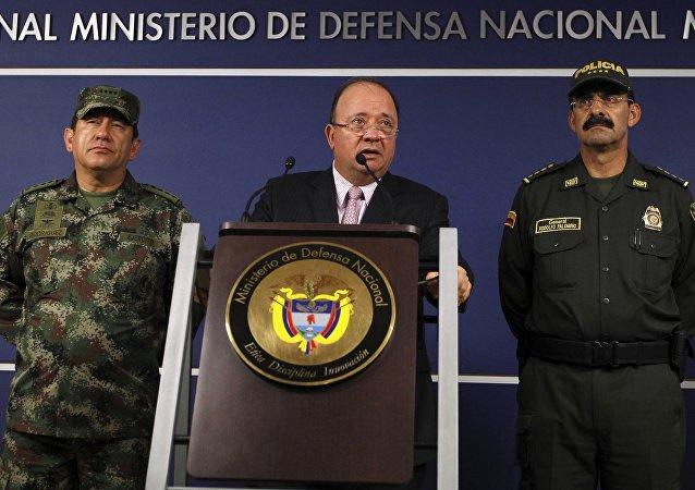 Luis Carlos Villegas, ministro de Defensa de Colombia