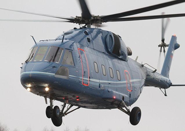 Helicóptero Mi-38