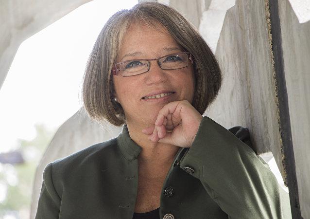 Mónica Xavier, senadora uruguaya