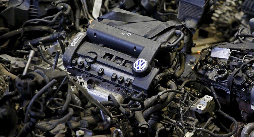 Motor diésel de Volkswagen