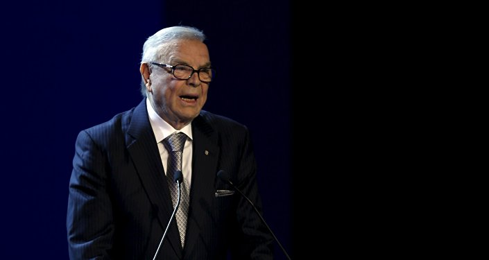 José Maria Marin, expresidente de la CBF