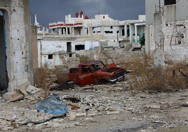 Provincia de Hama en Siria
