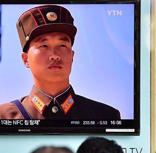 Noticias surcoreanas sobre actividad militar en Corea del Norte (Archivo)