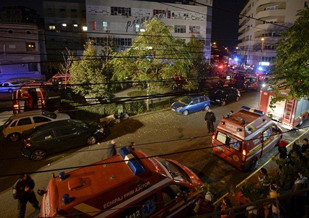 Al menos 25 muertos por explosión en un club de Bucarest