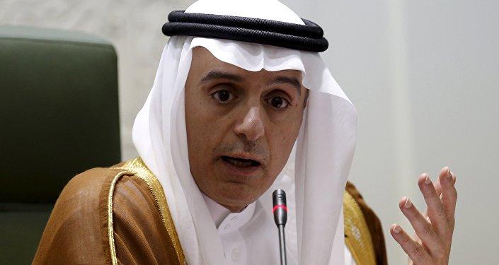 Ministro de Asuntos Exteriores saudí Adel al-Jubeir