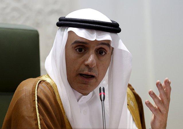 Adel al Jubeir, canciller de Arabia Saudí