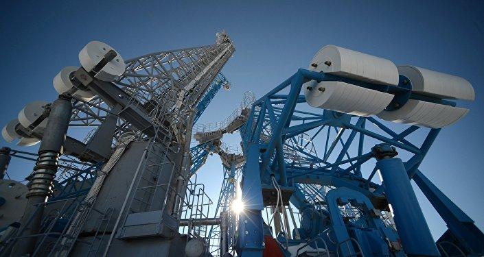 El cosmódromo Vostochni que se construye en el Lejano Oriente de Rusia