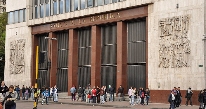 Banco central de Colombia