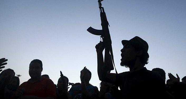 Situación en Libia