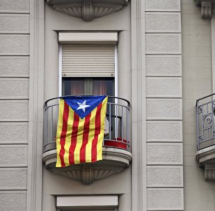 Bandera estelada de Cataluña