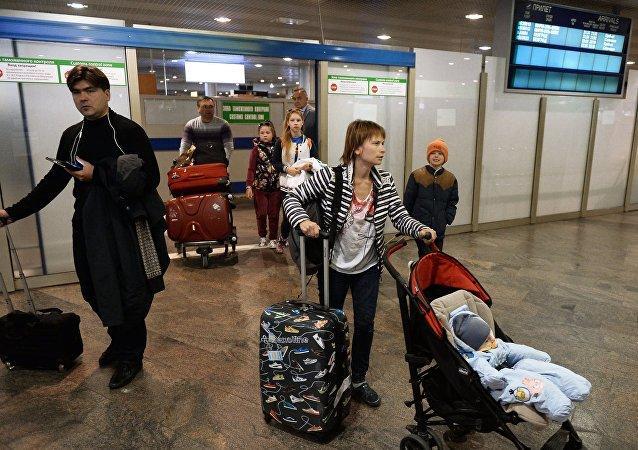 Aeropuerto ruso Sheremétyevo detiene temporalmente atención a pasajeros rumbo a Egipto
