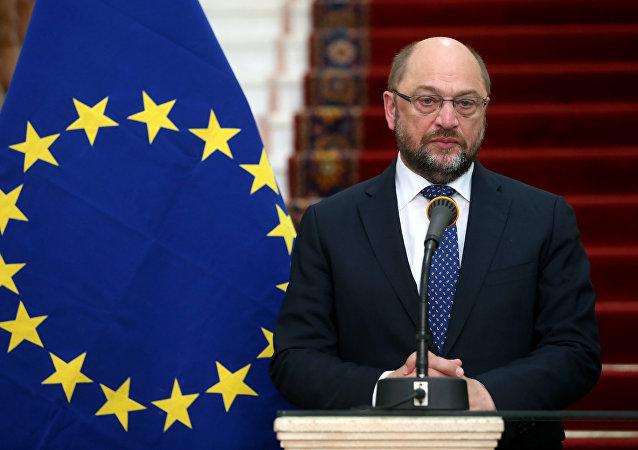 Martin Schulz, expresidente del Parlamento Europeo y candidato a canciller de Alemania