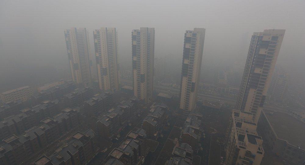 Resultado de imagen de china contaminacion