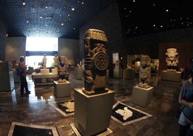 Piezas arqueológicas y un fósil repatriados a México desde seis países
