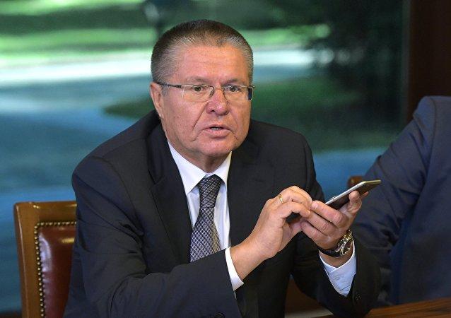 Alexéi Uliukáev, exministro de Desarrollo Económico