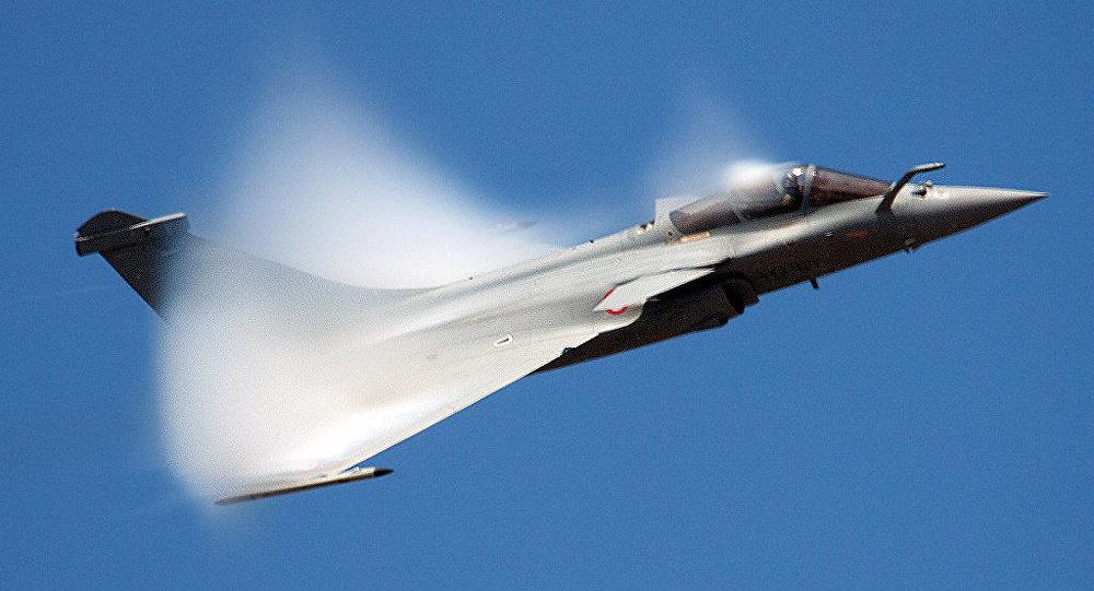 Cazas franceses Dassault Rafal